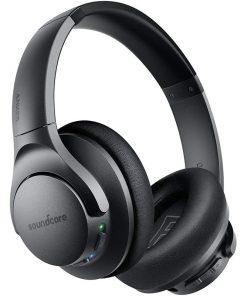 Anker Soundcore Life Q20 Hybrid Active Noise Cancelling Headphones Black