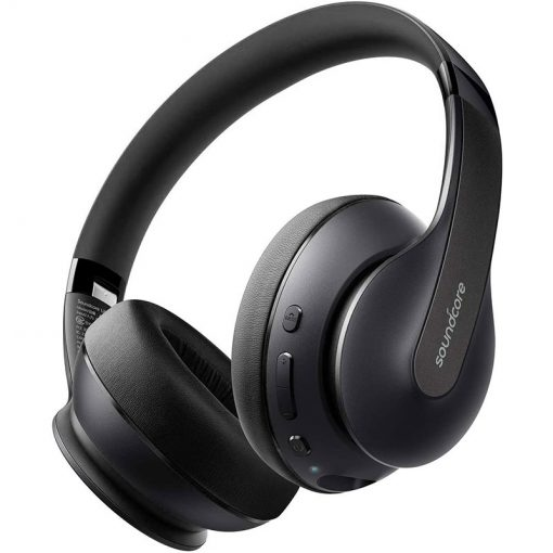 Anker Soundcore Life Q10 Wireless Bluetooth Headphones Black