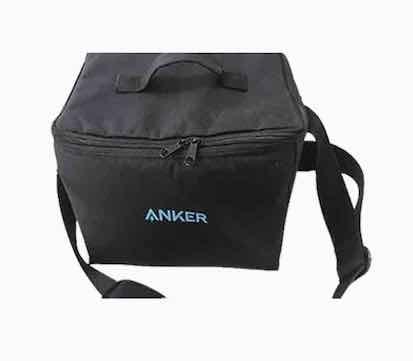 Anker Powerhouse Travel Bag - Black