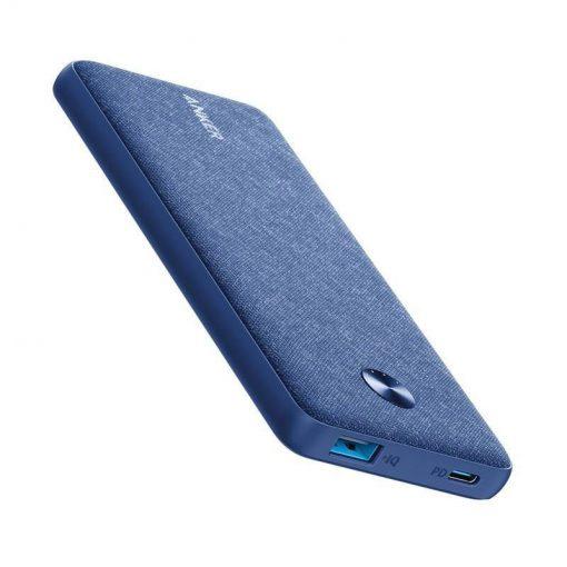 Anker PowerCore Metro Essential 20000mAh 20W PD - Blue Fabric