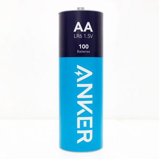 Anker Alkaline AA LR6 1.5V Batteries (100-Pack)