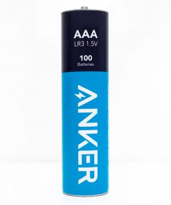Anker Alkaline AAA LR3 1.5V Batteries (100-Pack)